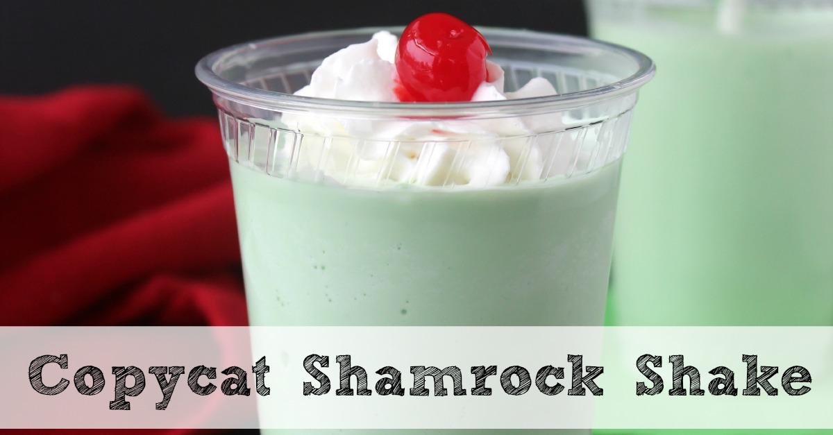 Copycat Shamrock Shake Recipe | Moms Need To Know ™