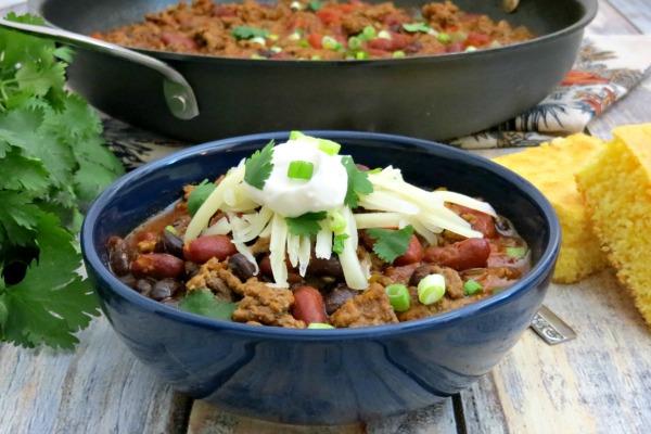 Easy Chili Recipe myf