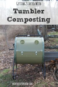 Getting Started With Tumbler Composting