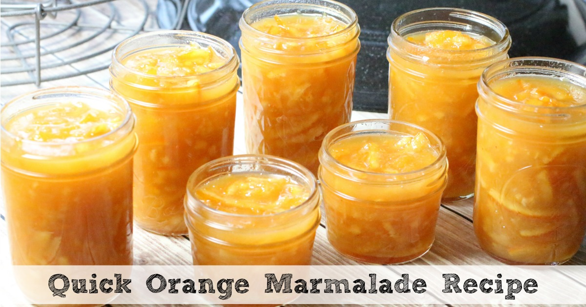 quick orange marmalade recipe in the pressure cooker. Black Bedroom Furniture Sets. Home Design Ideas