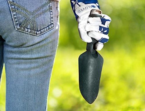 Goatskin Planting Gloves
