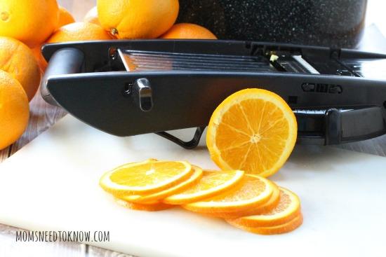 Mandonline Slicer Orange Marmalade