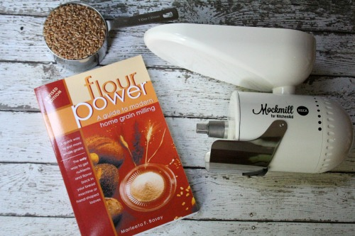 Mockmill Flour Power Red Wheat Berries