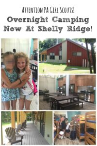 Overnight Camping Comes to Shelly Ridge in Philadelphia!