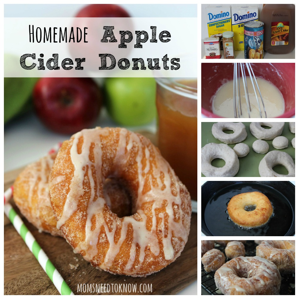 These apple cider donuts are so easy to make and absolutely delicious. Serve them while still warm for the best results!