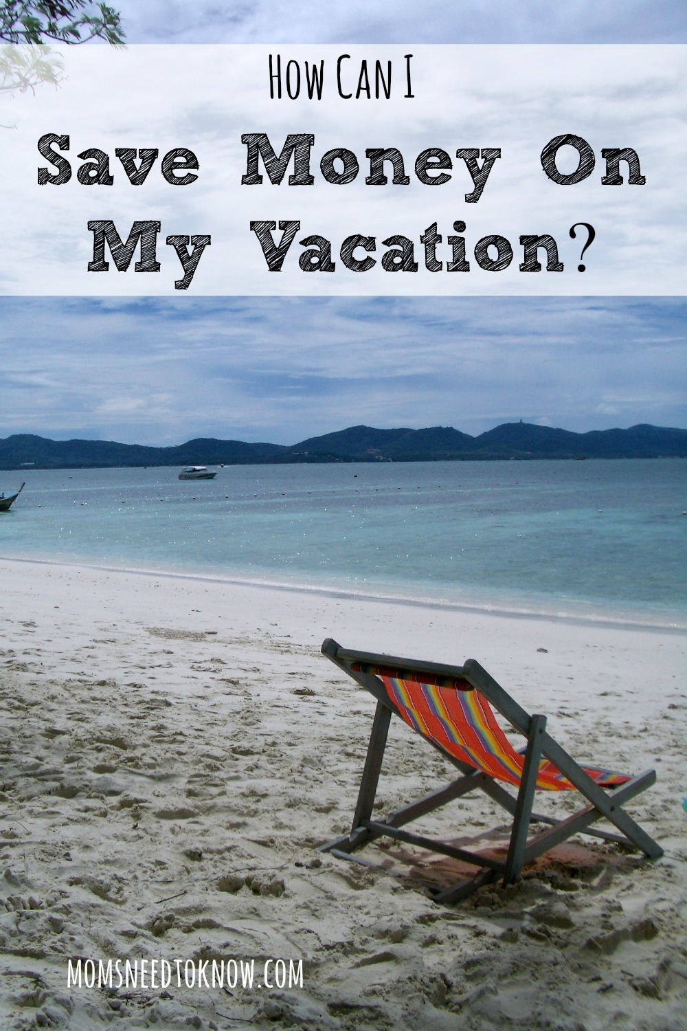 With a little planning, it can be easy to save money on vacation. There are easy ways to cut costs without cutting the fun - these tips will help you do it!