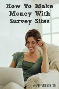 How To Make Money With Survey Sites