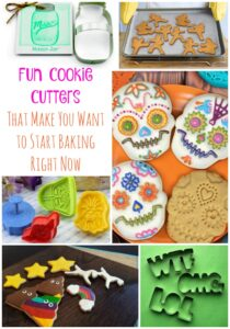 Fun Cookie Cutters That Make You Want To Start Baking