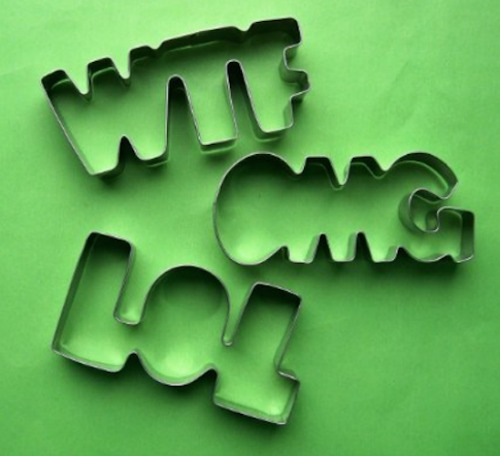 lol-wtf-omg-cookie-cutters