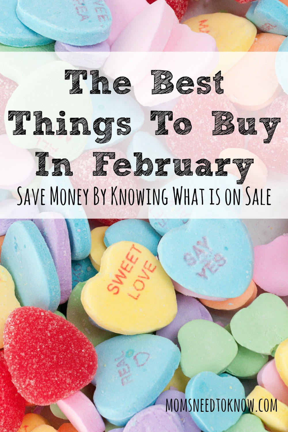Saving money can be all about timing and February always has better deal on some things than others. Here are the best things to buy in February