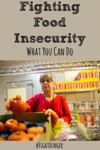 Fighting Food Insecurity with Philabundance and Walmart #FightHunger